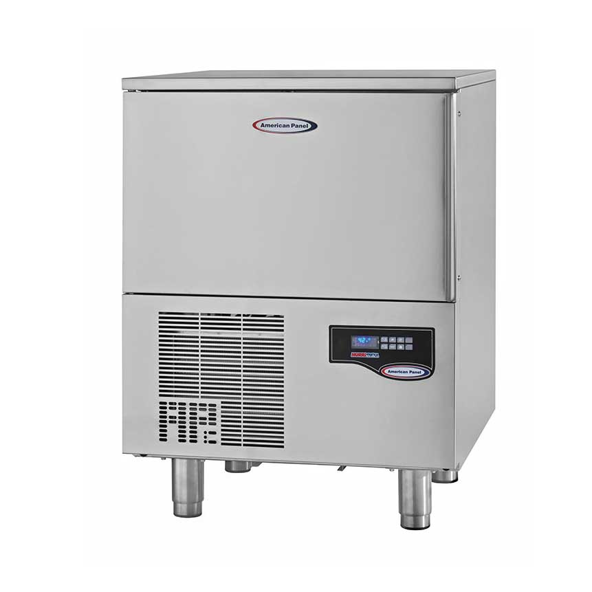 American Panel Corporation AP3BCF30-1 blast chiller freezer, undercounter