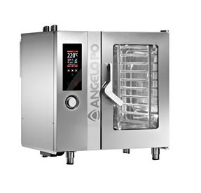 Angelo Po America FX101E3 combi oven, electric