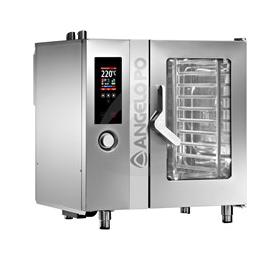 Angelo Po America FX101G3 combi oven, gas