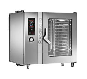 Angelo Po America FX122E3T combi oven, electric