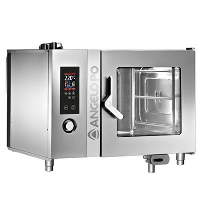 Angelo Po America FX82E3CT combi oven, electric