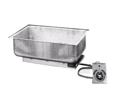 APW Wyott BM-30D UL hot food well unit, built-in, electric