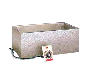 APW Wyott BM-80CD hot food well unit, built-in, electric