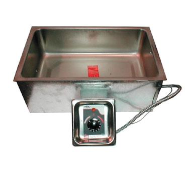 APW Wyott BM-80 UL hot food well unit, built-in, electric