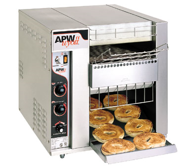 APW Wyott BT-15-2 toaster, conveyor type
