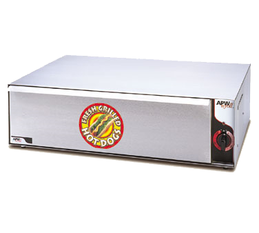 APW Wyott BW-20 hot dog bun / roll warmer