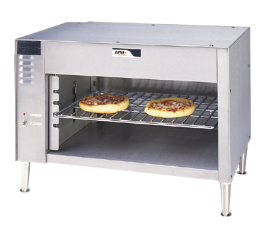 APW Wyott CMW-48 cheesemelter, electric