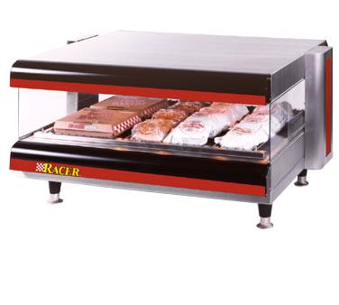 APW Wyott DMXS-54S display merchandiser, heated, for multi-product