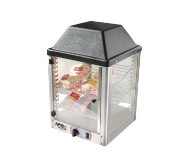 APW Wyott DWCI-14 display case, hot food, countertop