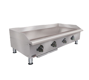 APW Wyott EG-48I-CE griddle, electric, countertop