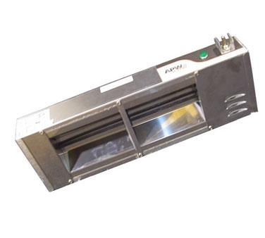 APW Wyott FD-18H-T heat lamp, strip type