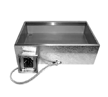 APW Wyott FW-2026 hot food well unit, built-in, electric