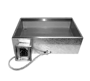APW Wyott FW-2026D hot food well unit, built-in, electric
