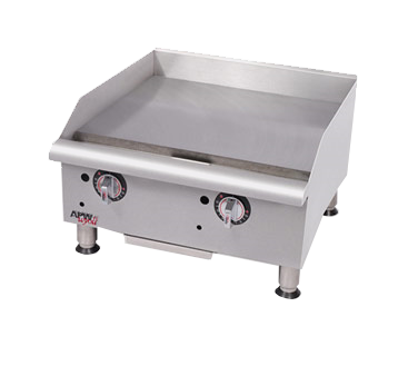 APW Wyott GGM-18I griddle, gas, countertop