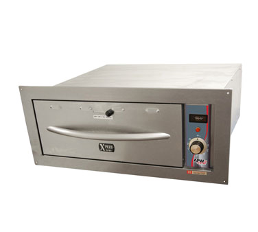 APW Wyott HDDI-2B warming drawer, built-in