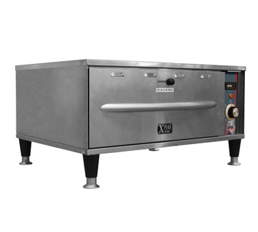 APW Wyott HDDI-3 warming drawer, free standing