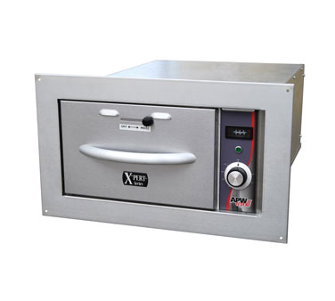 APW Wyott HDDIS-2B warming drawer, built-in