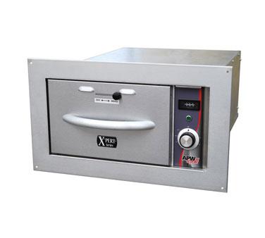 APW Wyott HDDIS-3B warming drawer, built-in