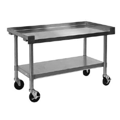 APW Wyott HDS-48L equipment stand, for countertop cooking