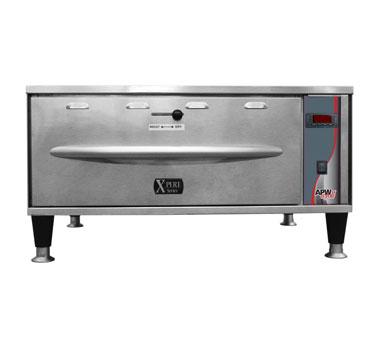 APW Wyott HDXI-3 warming drawer, free standing