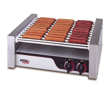 APW Wyott HR-20 hot dog grill