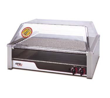 APW Wyott HR-45 hot dog grill