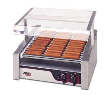 APW Wyott HR-50S hot dog grill