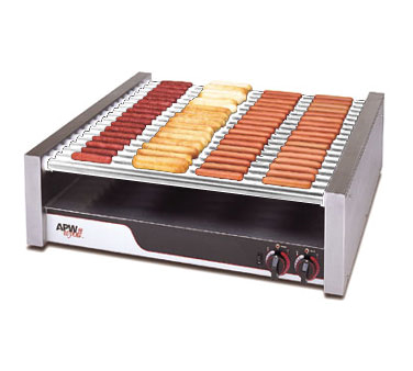APW Wyott HR-85 hot dog grill