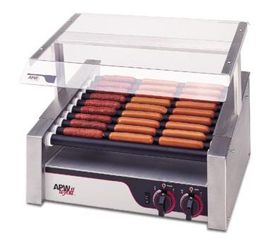 APW Wyott HRS-31 hot dog grill