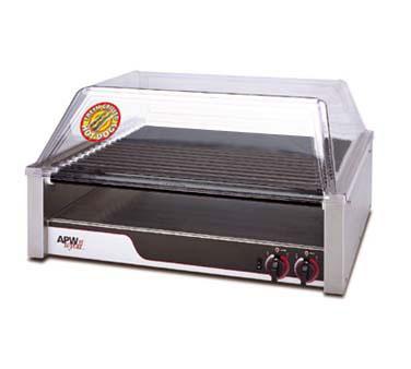 APW Wyott HRS-50 hot dog grill