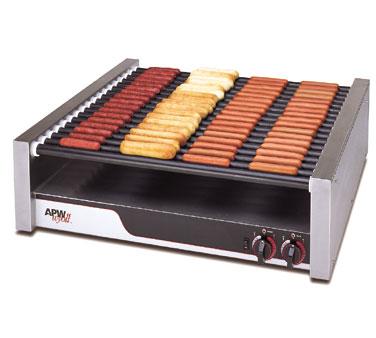 APW Wyott HRS-75 hot dog grill