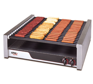 APW Wyott HRS-85 hot dog grill
