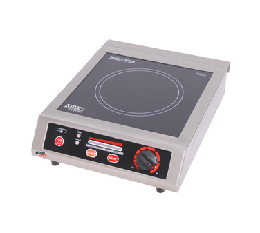 APW Wyott ICT-18A induction range warmer, countertop