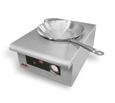 APW Wyott IWK-1 induction range, wok, countertop
