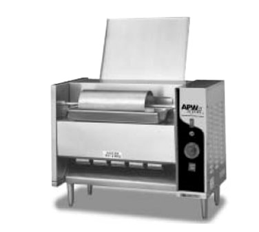 M-95-3 APW Wyott toaster, contact grill, conveyor type