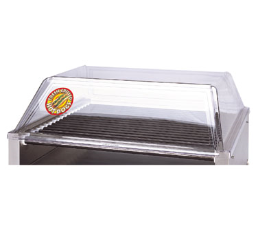APW Wyott SG-20 hot dog grill sneeze guard