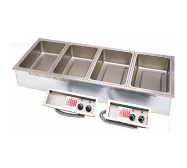 APW Wyott SHFWEZ-5D hot food well unit, drop-in, electric
