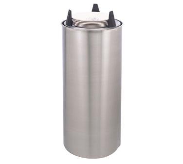 APW Wyott SL-10 dispenser, plate dish, drop in
