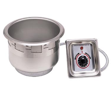 APW Wyott SM-50-4D UL hot food well unit, drop-in, electric