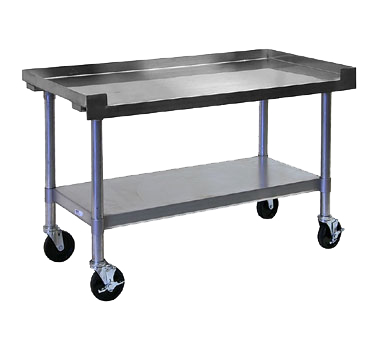APW Wyott SSS-48L equipment stand, for countertop cooking