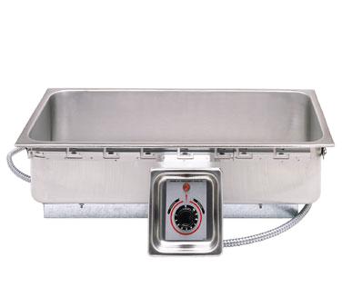 APW Wyott TM-12LD UL hot food well unit, drop-in, electric