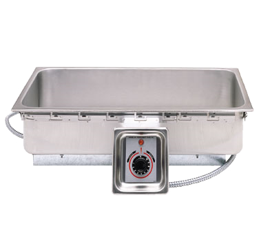 APW Wyott TM-43D hot food well unit, drop-in, electric