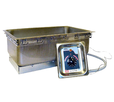 APW Wyott TM-90D UL hot food well unit, drop-in, electric