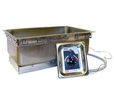 APW Wyott TM-90 UL hot food well unit, drop-in, electric