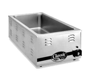 APW Wyott W-43V-CE food pan warmer, countertop
