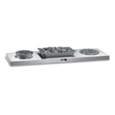 APW Wyott WS-5 heated shelf food warmer
