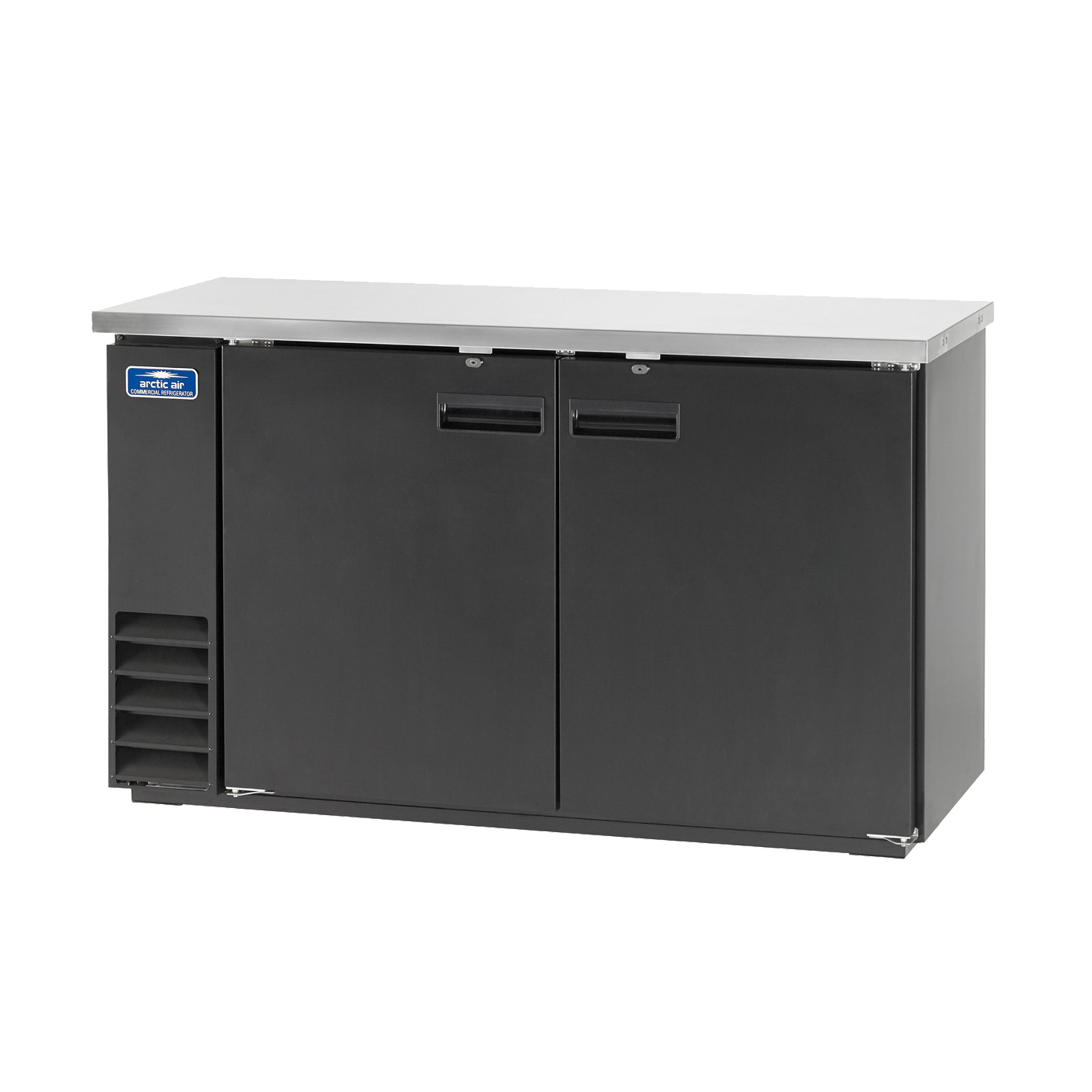 Arctic Air ABB60 back bar cabinet, refrigerated