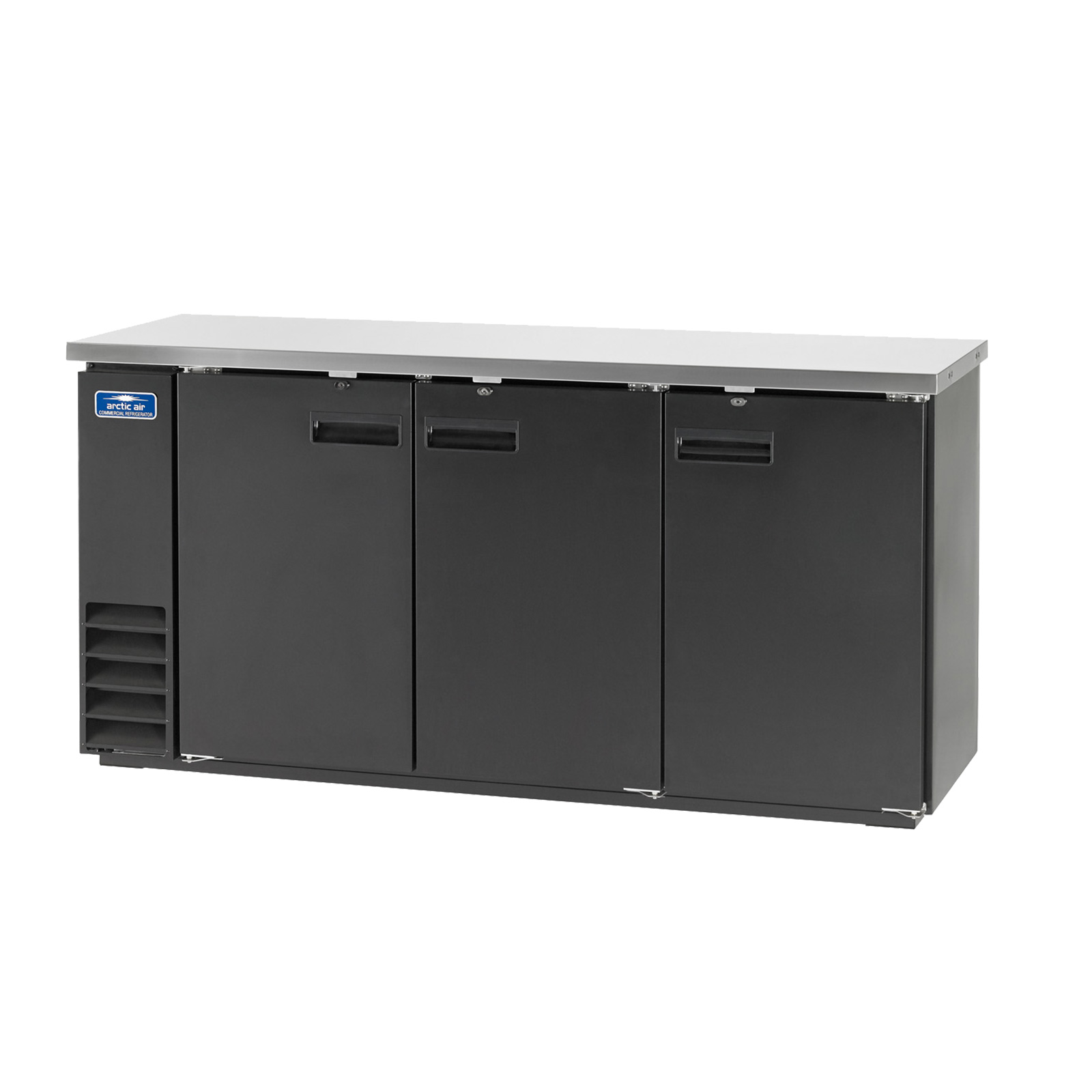 Arctic Air ABB72 back bar cabinet, refrigerated