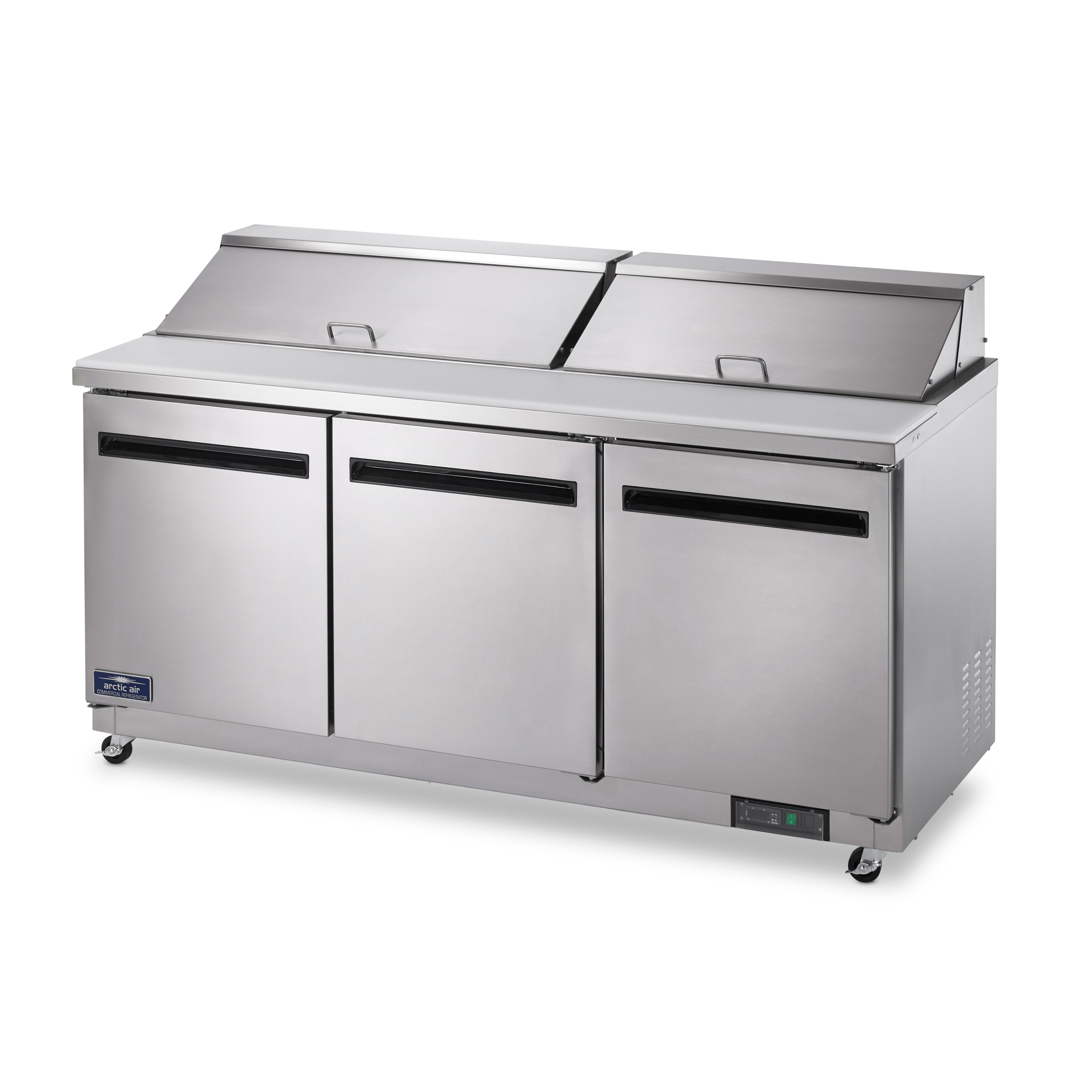 Arctic Air AMT72R refrigerated counter, mega top sandwich / salad unit