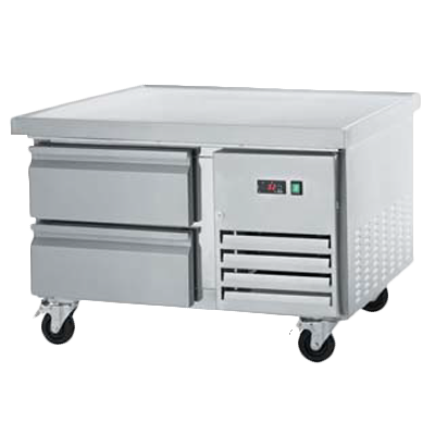 Arctic Air ARCB36 equipment stand, refrigerated base